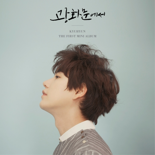 kyuhyun at gwanghwamun cover