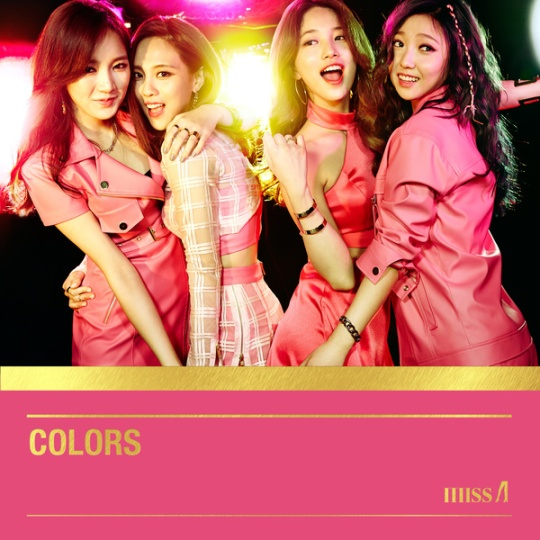 miss A colors