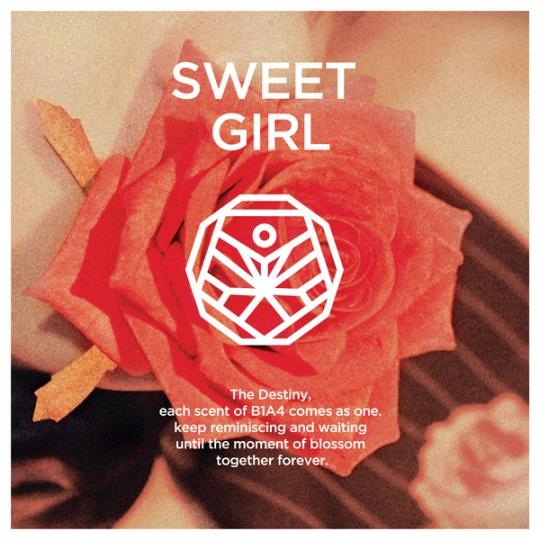 b1a4 - sweet girl