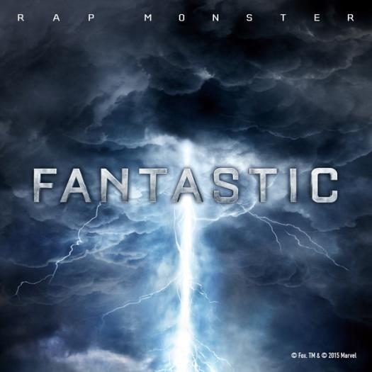 rap monster - fantastic