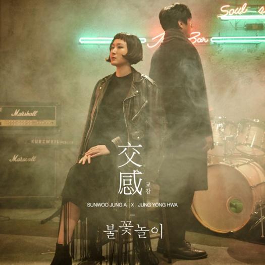 sunwoo jung a x jung yong hwa - fireworks