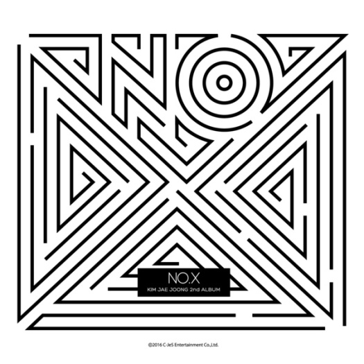 kim jae joong 2nd album nox
