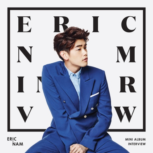 eric nam 2nd mini album interview