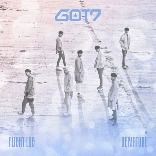 got7 - flight log departure