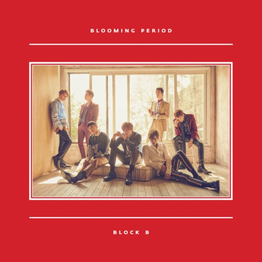 block b 5th mini album Blooming Period