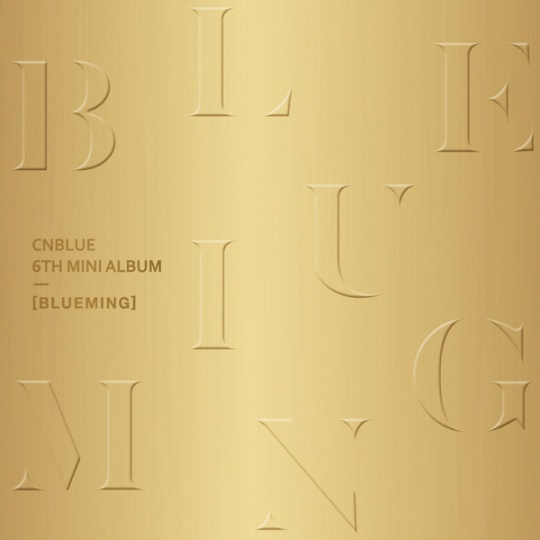 cnblue 6th mini album - blueming