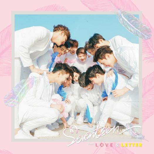 seventeen 1st album love & letter