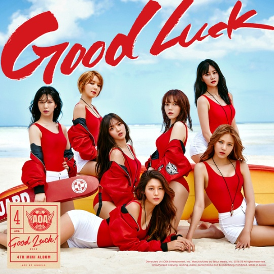 aoa 4th mini album