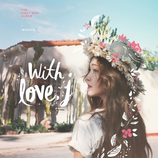 jessica 1st solo mini album