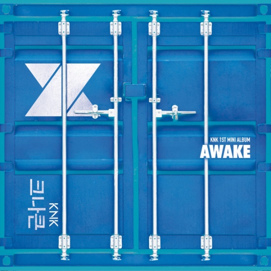 knk 1st mini album awake