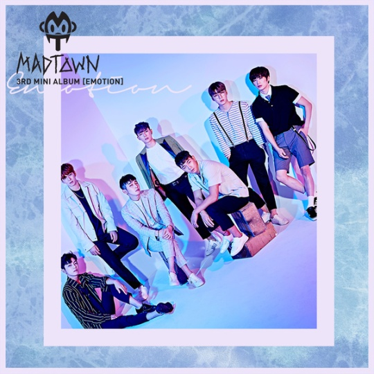 madtown 3rd mini album emotion