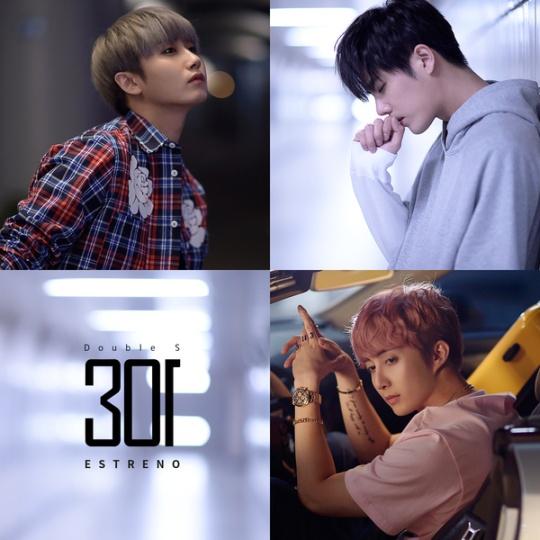 ss301 special album 'estreno'