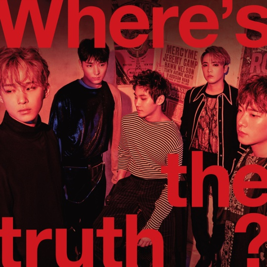 ft island 6th album where's the truth