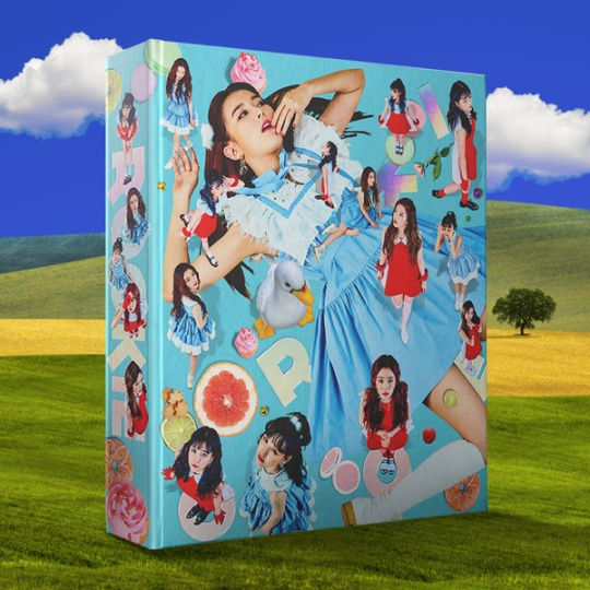 red-velvet-4th-mini-album-rookie