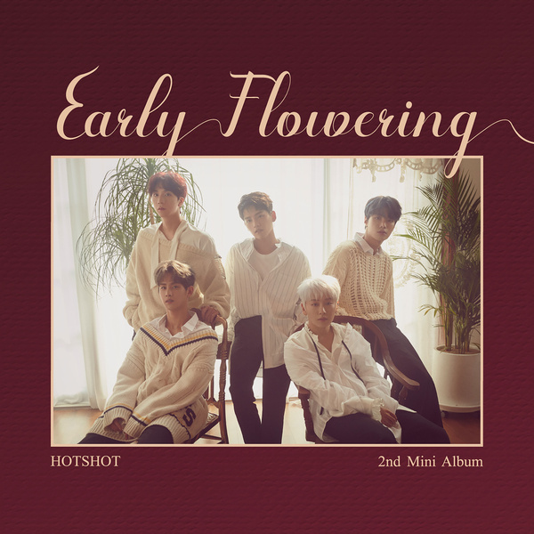 HOTSHOT (핫샷) – 2nd Mini Album 'Early Flowering' [Full